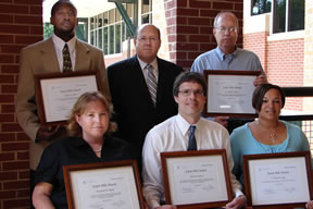 Fiscal Year 2007-08 Recipients