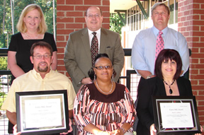 Fiscal Year 2008-09 Recipients