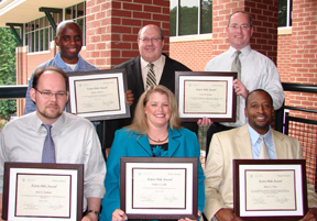 Fiscal Year 2009-10 Recipients