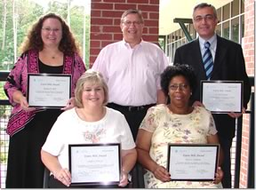 Fiscal Year 2010-11 Recipients