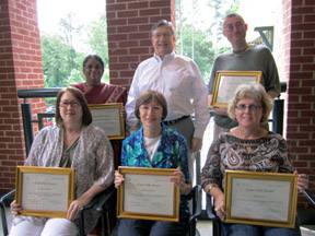 Fiscal Year 2011-12 Recipients