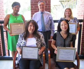 Fiscal Year 2012-13 Recipients