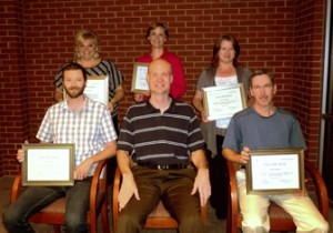 Fiscal Year 2013-14 Recipients