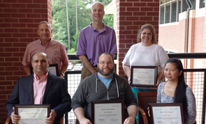 Fiscal Year 2014-15 Recipients