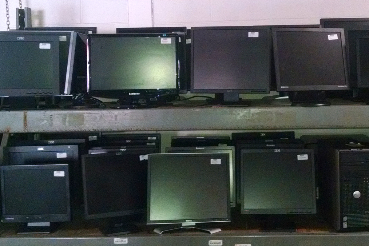 Surplus Retail Store - Monitors