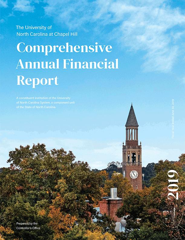 2019 Comprehensive Annual Financial Report
