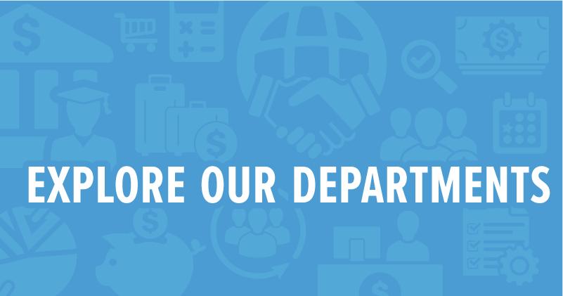 Explore Our Departments